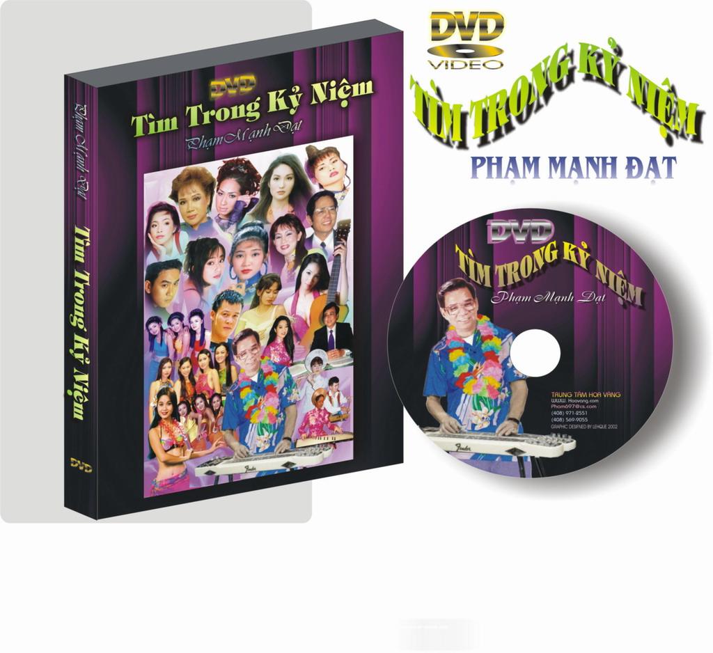 DVD: Tìm trong kỷ niệm ( Ấn phẩm 1)