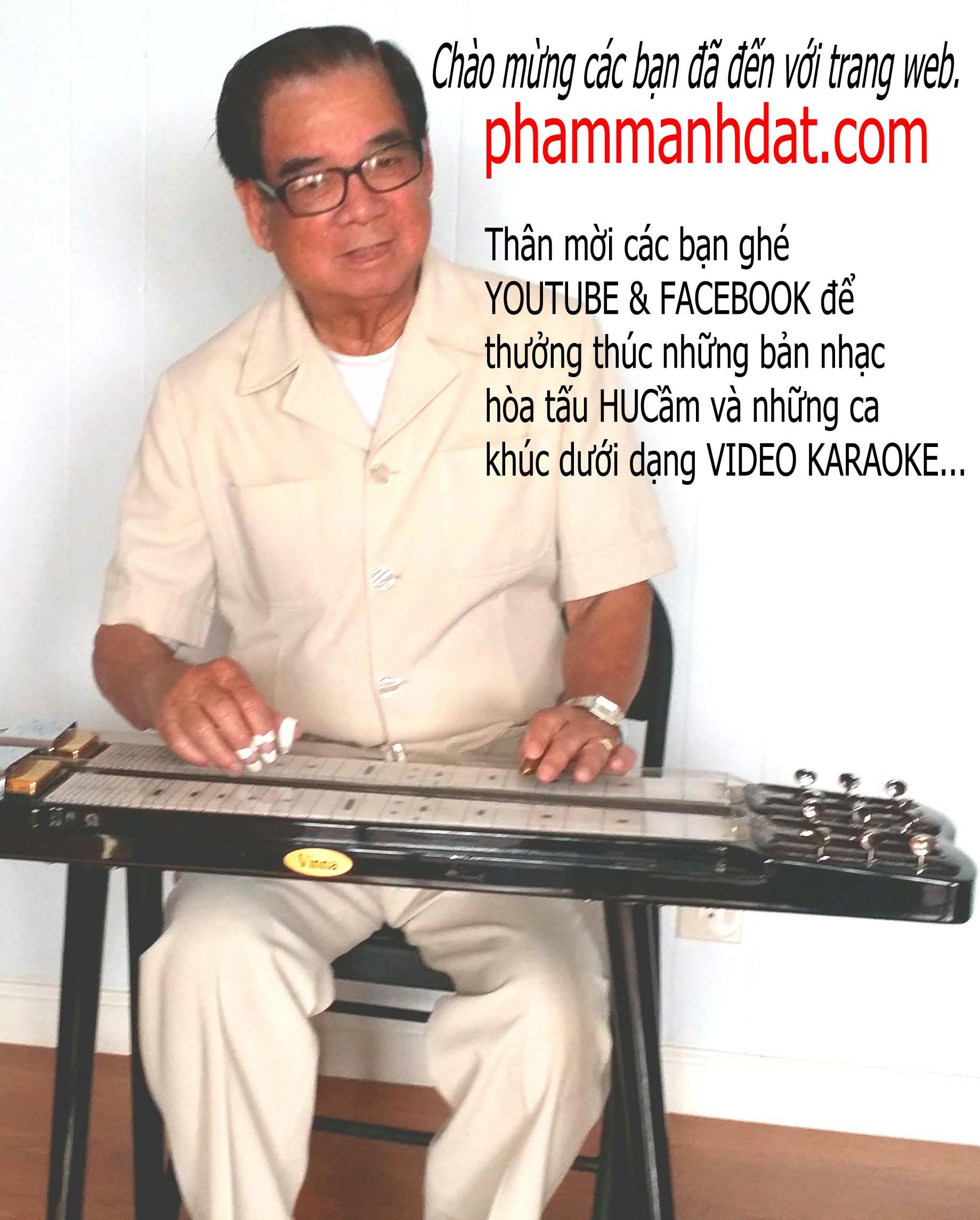 Nhac sy Pham Manh Dat